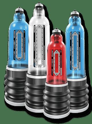 Hydromax series hydro pump range