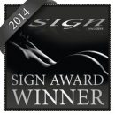 Winner of the Sign Award 2014 for Best male enhancement device